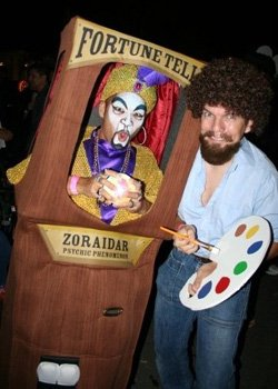 Promotional photo of a previous years Nightmare on Normal Street costume contest. Courtesy photo of San Diego LGBT Community Center.