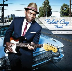 Promotional graphic for Robert Cray's performance taking place on September 20, 2013. Courtesy of Robert Cray.