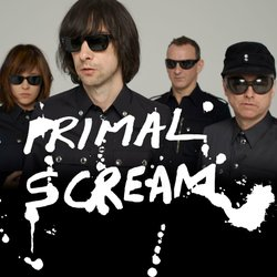 Promotional graphic for Primal Scream's performance at the Belly Up Tavern. Courtesy of Primal Scream.