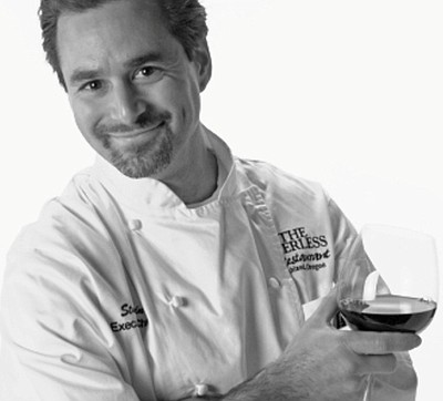 Image of Chef Stuart Stein from Alchemy of the Hearth. Co...