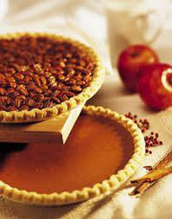 Promotional image of Alchemy of the Hearth Thanksgiving Pie course. Courtesy image of Alchemy of the Hearth.