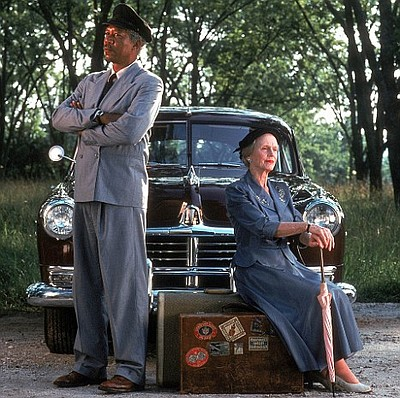 "Image from the film, ""Driving Miss Daisy"""