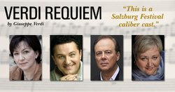 "Promotional image for the opera, ""The Verdi Requiem"", which will be playing at the San Diego Civic Theatre."
