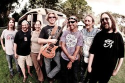 Photo of Grateful Dead tribute band, Dark Star Orchestra.