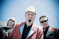 Promotional photo of Reverend Horton Heat.