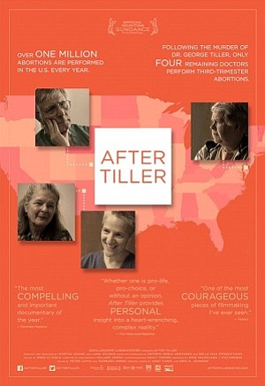 """After Tiller"" promotional film poster."