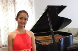 Promotional photo of Anne Liu. Courtesy of Dr. Angela Yeung