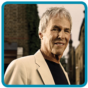 Promotional photo of Burt Bacharach. Courtesy of San Diego Symphony.