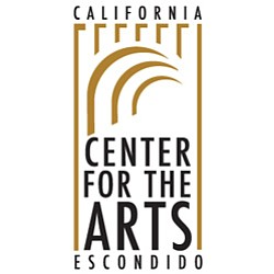 Graphic logo for California Center for the Arts, Escondido.