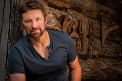 Promotional photo of Country artist Craig Morgan performi...