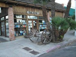 Exterior photo of D.G. Wills Books. Courtesy photo of D.G. Wills Books.