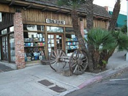 Exterior photo of D.G. Wills Books. Courtesy photo of D.G...