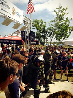 Promotional image of the annual EOD Warrior 5k. Courtesy ...