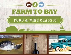 Promotional graphic for the Food and Wine Classic 2014 on August 2, 2014.