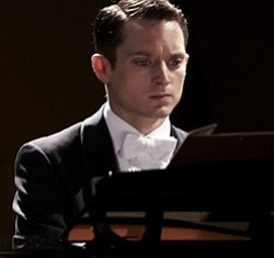 "Promotional photo from the film, ""Grand Piano"", playing at the Mission Valley Library on June 25, 2014."