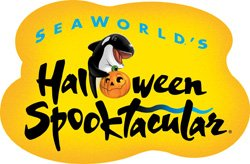 Promotional graphic of Halloween Spooktacular, weekends Sept. 27th - Oct. 26th, at SeaWorld San Diego. Courtesy of SeaWorld San Diego.