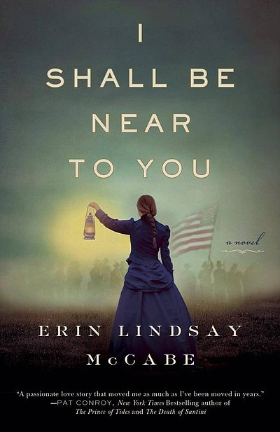 """Cover of the book """"I Shall Be Near You"""" by Erin Lindsay M..."""