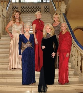Photo promoting The Arc of San Diego's annual Gala, The Jewels of San Diego. 
