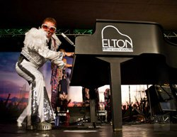 "Promotional photo of Kenny Metcalf as ""Elton""."