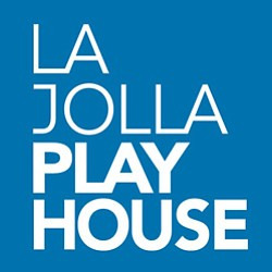Graphic logo for the La Jolla Playhouse.