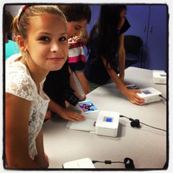 Promotional iphoto of MOPA summer camps from Monday, June 21st through Friday, August 8th. Courtesy photo of MOPA.