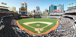 Promotional photo of Petco Park. Courtesy of San Diego Padres.