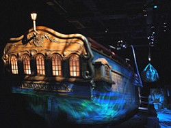 Promotional photo for the San Diego Natural History Museum's Real Pirates exhibition on display from February through September. Courtesy of the San Diego Natural History Museum.