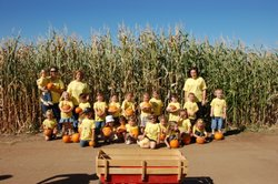 Promotional graphic for the 2014 Pumpkin Patch at Mountain Valley Ranch. Courtesy of Mountain Valley Ranch.