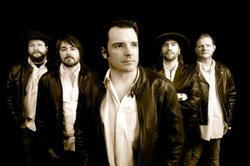Promotional photo of country rock band, Reckless Kelly.
