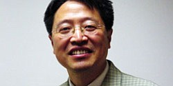 Photo of Dr. Sam Shen. Courtesy of The Department of Mathematics and Statistics at SDSU.