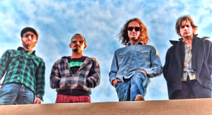 Promotional photo of band Lukas Nelson & P.O.T.R.