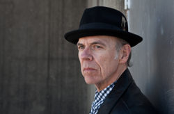 Promotional photo of musician, John Hiatt.
