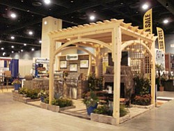Promotional image of the San Diego Spring Home Show on Ja...