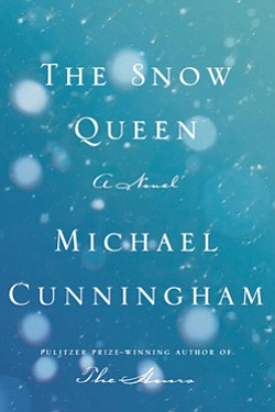 "Promotional book cover photo of Michael Cunningham's ""The Snow Queen."""