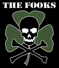 Promotional graphic for The Fooks.