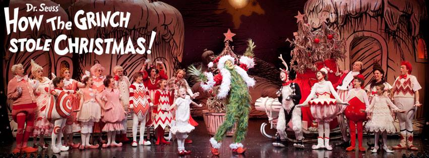 the old globe presents dr seuss how the grinch stole christmas december 27 2014 kpbs - How The Grinch Stole Christmas 2014