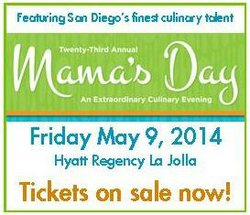 Promotional graphic for the 23rd Annual Mama's Day fundraiser. Courtesy of Mama's Kitchen.