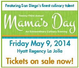 Promotional graphic for the 23rd Annual Mama's Day fundra...