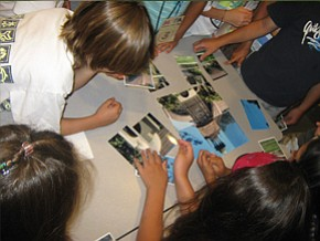 Promotional photo of Summer Camps at MOPA. Courtesy photo...