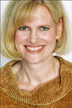 Graphic image of Donna Stellhorn. Courtesy of San Diego Astrological Society.