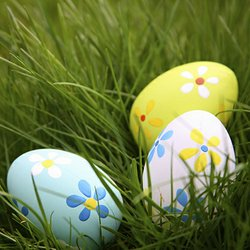 Promotional image for The Del's Easter Champagne Brunch and Egg Hunts. Courtesy of The Hotel Del.