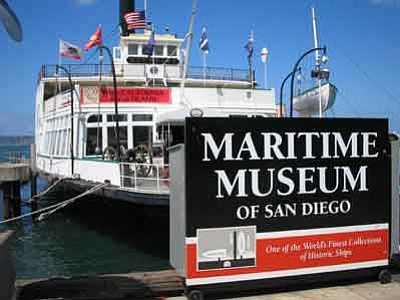 The Maritime Museum of San Diego has one of the world's f...