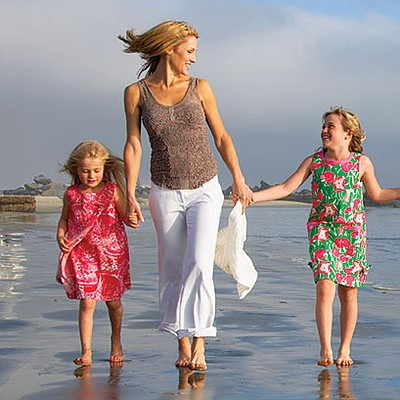 Promotional graphic for Mother's Day Brunch at Hotel Del Coronado. Courtesy of Hotel Del Coronado.