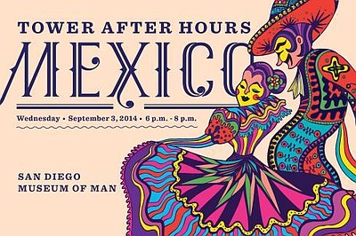 San Diego Museum Of Man Presents 39 Tower After Hours