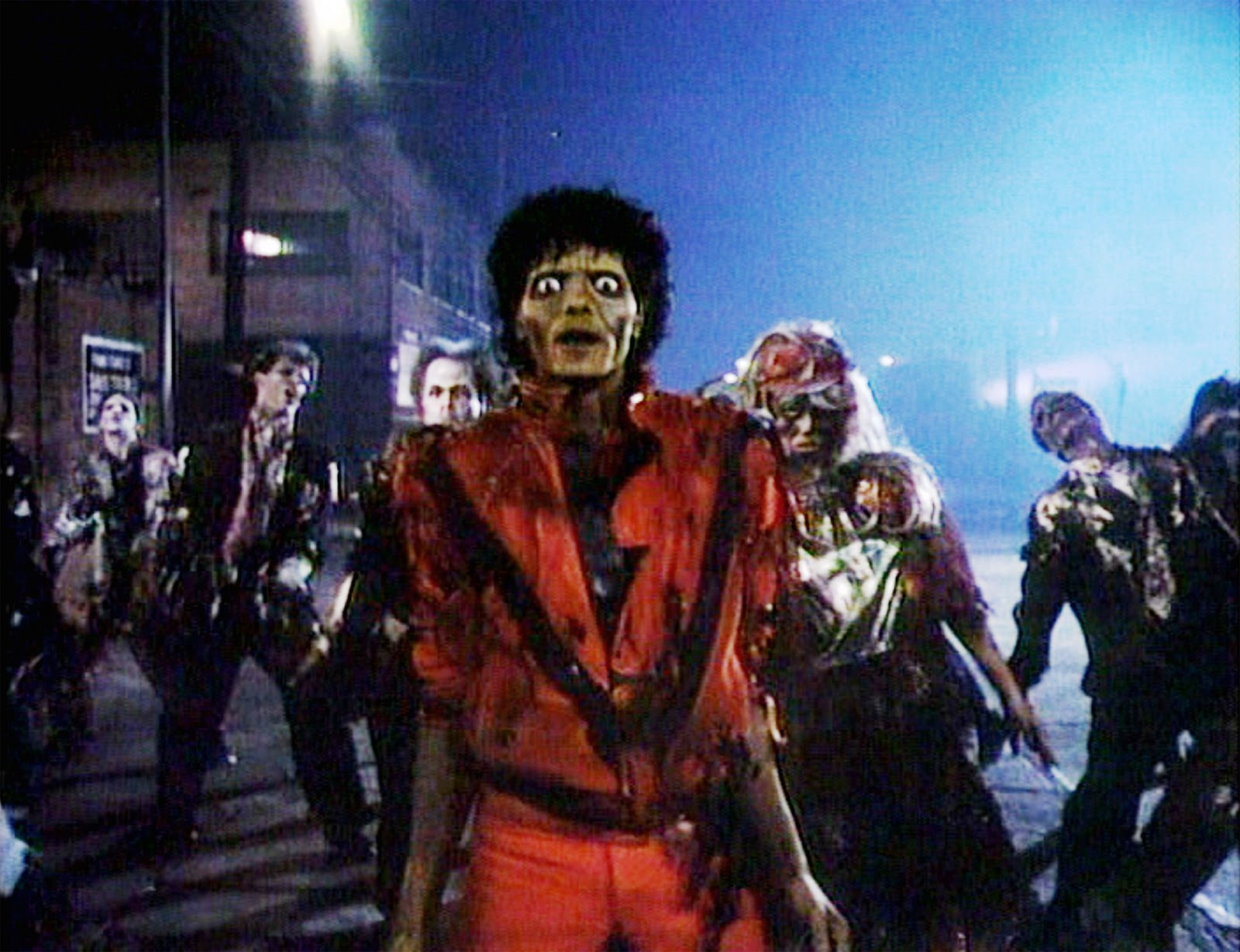 Master The 'Thriller' Dance At Tap Fever Studios - October ... Michael Jackson Thriller Video Dance