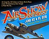 Promotional graphic for Airshow San Diego, June 20 & 21, 2015 at Gillespie Field.