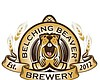 Graphic logo for Belching Beaver Brewery.