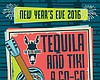 Promotional graphic for New Years Eve 2016 at The Blind Burro. Courtesy of The Blind Burro.