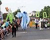 Promotional photo of the The Boulevard Boo! Parade. Courtesy of  College Area Business District