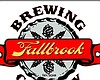 Graphic logo for Fallbrook Brewing Company
